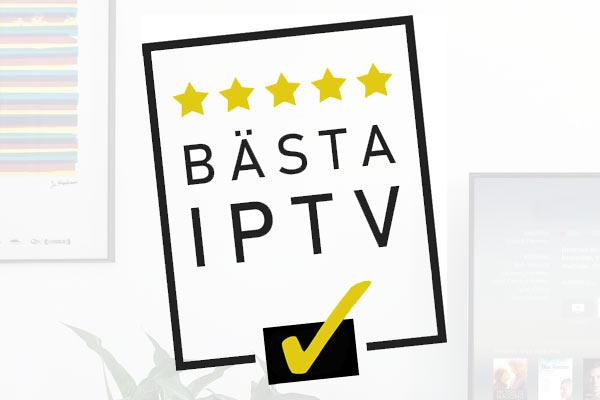 Bästa-IPTV